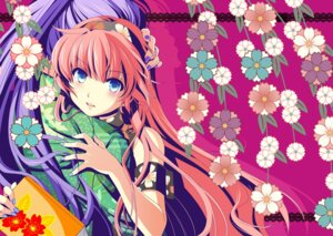 Rating: Safe Score: 10 Tags: kamui_gakupo megurine_luka nacht vocaloid User: fairyren