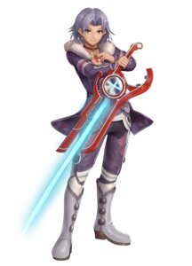 Rating: Safe Score: 3 Tags: alvis gonzarez sword xenoblade xenoblade_chronicles User: darkmetaknight9