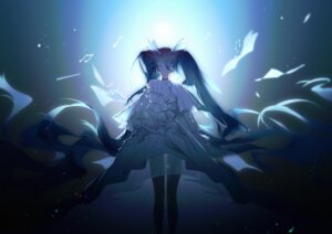 Rating: Safe Score: 47 Tags: hatsune_miku see_through vocaloid yyb User: Mr_GT