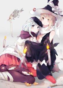 Rating: Safe Score: 18 Tags: ass bandages halloween pantyhose soranagi_yuki torn_clothes witch User: Mr_GT