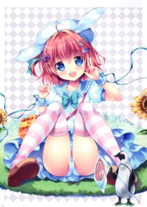 Rating: Questionable Score: 17 Tags: mikeou pantsu pink_chuchu tagme User: kiyoe