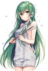 Rating: Questionable Score: 96 Tags: kochiya_sanae komeshiro_kasu no_bra sweater touhou User: Twinsenzw