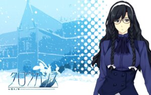 Rating: Safe Score: 13 Tags: caucasus innocent_grey megane nanatsuki_ai sugina_miki wallpaper User: Devard