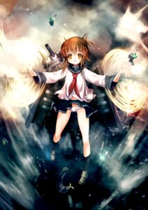 Rating: Questionable Score: 43 Tags: hitomaru inazuma_(kancolle) kantai_collection pantsu seifuku User: Mr_GT