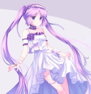 Rating: Safe Score: 40 Tags: dress euryale fate/grand_order skirt_lift yanaki_(yngaailg) User: charunetra
