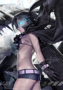 Rating: Safe Score: 46 Tags: bikini_top black_rock_shooter black_rock_shooter_(character) geister vocaloid User: Radioactive