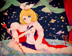 Rating: Safe Score: 9 Tags: kagamine_rin kise vocaloid User: charunetra