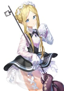 Rating: Questionable Score: 36 Tags: abigail_williams_(fate/grand_order) ass fate/grand_order maid nopan see_through skirt_lift sog-igeobughae tentacles User: yanis
