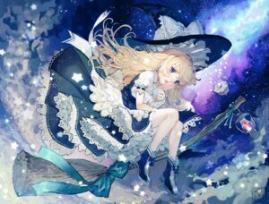 Rating: Safe Score: 33 Tags: heels kirisame_marisa mochacot touhou witch User: Mr_GT
