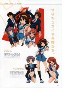 Rating: Safe Score: 10 Tags: asahina_mikuru bleed_through koizumi_itsuki kyon nagato_yuki seifuku suzumiya_haruhi suzumiya_haruhi_no_yuuutsu User: wurmstag