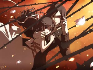Rating: Safe Score: 7 Tags: ceal-sakura-ai dress kuroshitsuji pandora_(pandaberry6) sebastian_michaelis User: charunetra