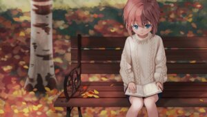 Rating: Safe Score: 15 Tags: cell_(diox) detective_conan haibara_ai sweater User: charunetra