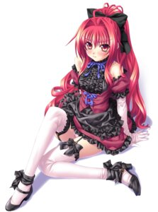 Rating: Questionable Score: 48 Tags: corticarte_apa_lagranges kannatsuki_noboru lolita_fashion pantsu shinkyoku_soukai_polyphonica stockings thighhighs User: MDGeist