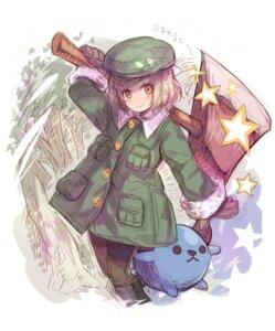 Rating: Safe Score: 15 Tags: fate/grand_order paul_bunyan_(fate/grand_order) tagme weapon User: nphuongsun93
