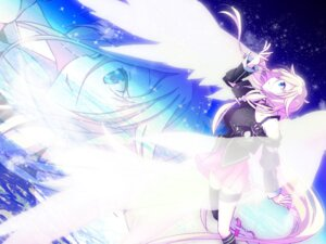 Rating: Safe Score: 19 Tags: garter haru_aki ia_(vocaloid) landscape thighhighs vocaloid wallpaper wings User: fairyren