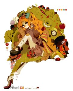 Rating: Safe Score: 6 Tags: alice alice_in_wonderland purinto User: Nekotsúh
