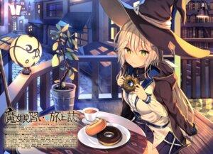 Rating: Safe Score: 34 Tags: seifuku sune_(mugendai) witch User: drop