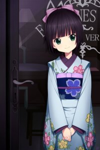 Rating: Safe Score: 36 Tags: chimachi ikoku_meiro_no_croisee kimono yune User: van