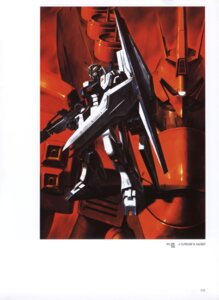 Rating: Safe Score: 5 Tags: char's_counterattack gundam mecha morishita_naochika User: Radioactive