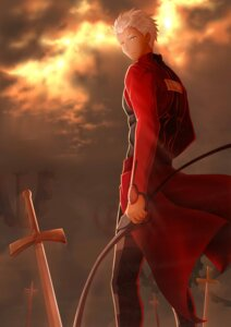 Rating: Safe Score: 12 Tags: archer fate/stay_night male sword User: yudistira