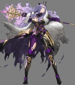 Rating: Questionable Score: 8 Tags: armor camilla cleavage fire_emblem fire_emblem_heroes fire_emblem_if heels horns kozaki_yuusuke nintendo torn_clothes weapon User: fly24