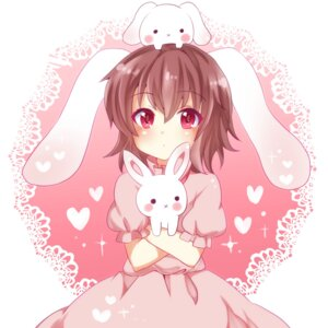Rating: Safe Score: 35 Tags: animal_ears bunny_ears chako_(chakoxxx) dress inaba_tewi touhou User: charunetra