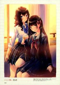Rating: Questionable Score: 27 Tags: kazuharu_kina seifuku User: drop