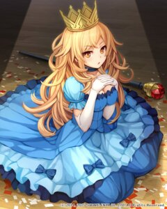Rating: Safe Score: 96 Tags: cleavage dress lost_crusade namaru weapon User: blooregardo