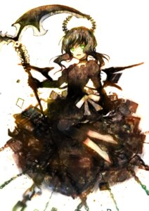 Rating: Safe Score: 23 Tags: black_rock_shooter dead_master horns tsuchiya_akira vocaloid User: fireattack