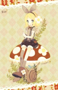 Rating: Safe Score: 14 Tags: kagamine_rin kashiwaba_hisano vocaloid User: Nekotsúh