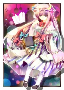 Rating: Safe Score: 7 Tags: kinoko patchouli_knowledge touhou User: Shamensyth