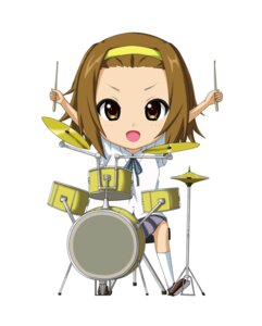 Rating: Safe Score: 14 Tags: chibi jpeg_artifacts k-on! kuena seifuku tainaka_ritsu User: shizukane