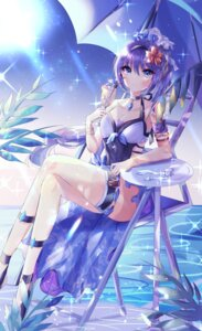 Rating: Safe Score: 20 Tags: cleavage garter princess_connect princess_connect!_re:dive tagme umbrella wine_(2148_wine) User: BattlequeenYume
