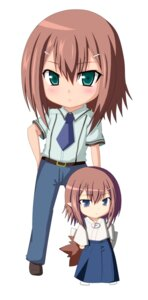 Rating: Safe Score: 4 Tags: baka_to_test_to_shoukanjuu chibi kinoshita_hideyoshi kuena User: SubaruSumeragi