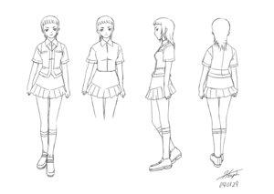 Rating: Safe Score: 3 Tags: character_design hisayuki_hirokazu mai_hime miyu_greer seifuku User: Radioactive