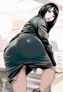 Rating: Safe Score: 39 Tags: ass business_suit dytm pantyhose tagme User: saemonnokami