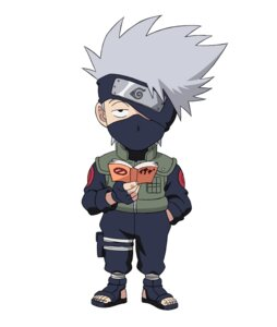 Rating: Safe Score: 6 Tags: chibi hatake_kakashi male naruto vector_trace User: Davison
