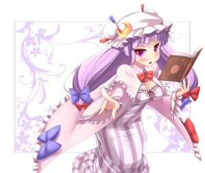 Rating: Safe Score: 17 Tags: nullken patchouli_knowledge petit_ego! touhou User: Nekotsúh