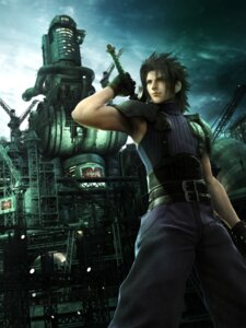 Rating: Safe Score: 21 Tags: armor cg crisis_core final_fantasy final_fantasy_vii male square_enix sword zack_fair User: Radioactive