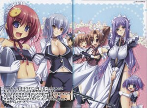 Rating: Questionable Score: 13 Tags: bachou baseson batai chouhi cleavage crease erect_nipples gap gengan gien katagiri_hinata koihime_musou kouchuu maid pantsu riri string_panties User: acas