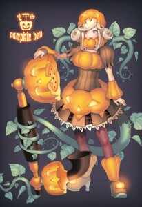 Rating: Safe Score: 15 Tags: halloween okino pantyhose User: Radioactive