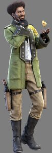 Rating: Safe Score: 6 Tags: cg chocobo final_fantasy final_fantasy_xiii male sazh_katzroy square_enix transparent_png User: 落油Я