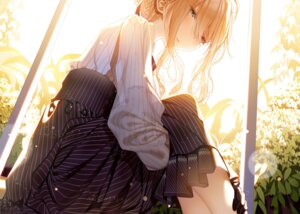 Rating: Safe Score: 52 Tags: atha violet_evergarden violet_evergarden_(character) User: RyuZU