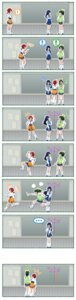 Rating: Safe Score: 9 Tags: aoki_reika hino_akane kotomickey midorikawa_nao pretty_cure smile_precure! User: Radioactive