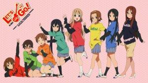Rating: Safe Score: 35 Tags: akiyama_mio hirasawa_ui hirasawa_yui k-on! kotobuki_tsumugi manabe_nodoka megane nakano_azusa pantyhose tainaka_ritsu wallpaper yamanaka_sawako User: KiNAlosthispassword