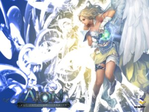 Rating: Safe Score: 13 Tags: aion cg nc_soft wallpaper watermark wings User: KintaroOeG