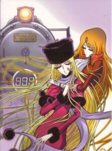 Rating: Safe Score: 10 Tags: emeraldas galaxy_express_999 maetel matsumoto_leiji screening User: blooregardo