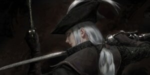 Rating: Safe Score: 23 Tags: bloodborne gun lady_maria_of_the_astral_clocktower sword wlop User: charunetra