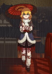 Rating: Safe Score: 2 Tags: mizuhashi_parsee momiji touhou User: Mr_GT