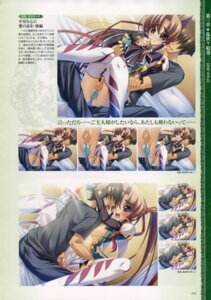 Rating: Explicit Score: 8 Tags: bachou baseson censored fingering koihime_musou pantsu penis pussy sex thighhighs User: admin2